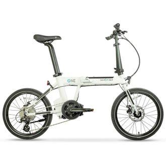 Dahon 2022 K One Mid Drive Electric Folding Bike