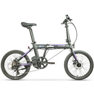 Dahon 2022 K One Hub Drive Electric Folding Bike