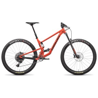 Santa Cruz 2021 Hightower A R Full Suspension Mountain Bike