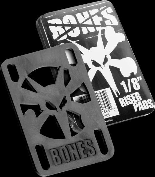 """Bones 1/8"""" Hard Riser Pads"""