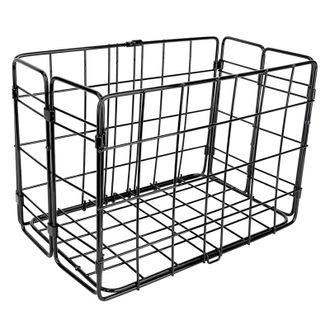 Wald Rear Folding Basket