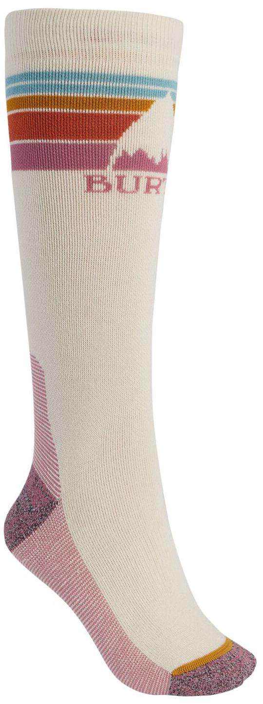 Burton-Womens--Burton-Emblem-Sock-2021Quick-drying-and-odor-resistant-polypropylene-reinforced-footbed