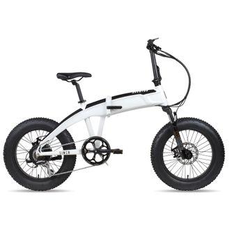 Aventon 2021 Sinch Throttle On Demand Folding Electric Fat Bike