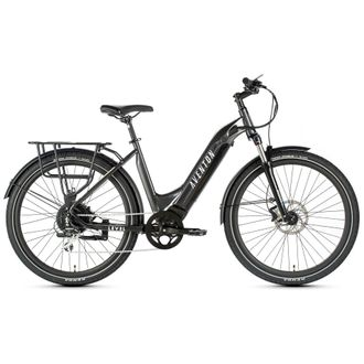 Aventon 2021 Level Step Thru Electric Commuter Bike