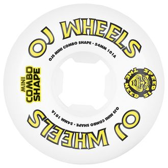 OJ Wheels Team Mini Combo 101A Skateboard Wheels