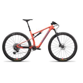 Santa Cruz 2022 Blur CC XO1 AXS Reserve 29er Full Suspension Mountain Bike