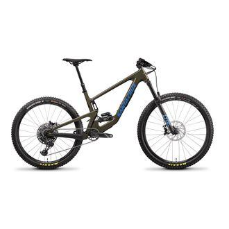 Santa Cruz 2022 Bronson C R Full Suspension Mountain Bike