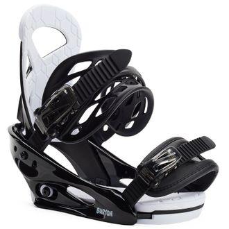 Burton Smalls Re:Flex Kids Snowboard Bindings