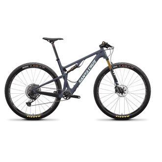 Santa Cruz 2021 Blur CC X01 Full Suspension Mountain Bike