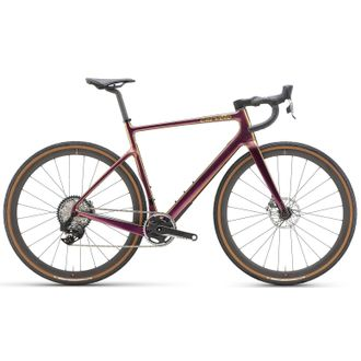 Cervelo 2022 Aspero 5 Red XLPR Gravel Road Bike