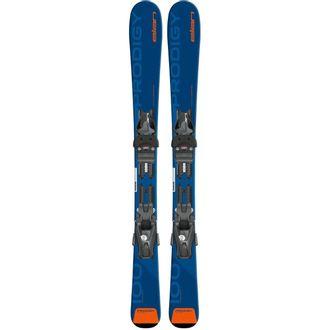 Elan Prodigy Quick Shift Kids' Skis with EL 4.0 GW Bindings 2022
