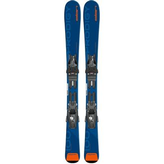 Elan Prodigy Quick Shift Kids Skis with EL7.0 GW Bindings 2022