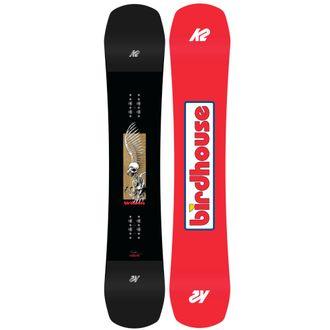 K2 Afterblack x Tony Hawk x Birdhouse Snowboard 2022