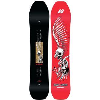 K2 Party Platter x Tony Hawk x Birdhouse Snowboard 2022