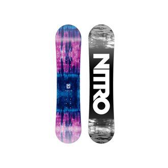 Nitro Transition Little Kids Snowboard 2022
