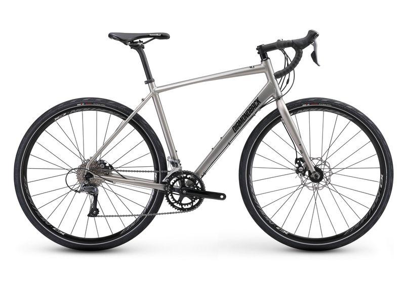 Silver Diamondback fitness style bike