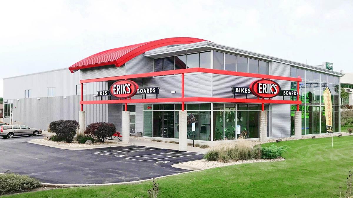 ERIK'S Bike Board Ski In Madison, WI
