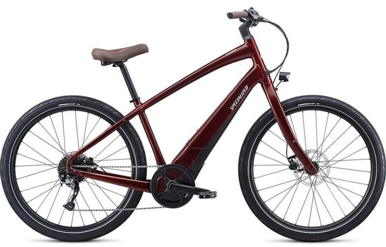 Specialized Como eBike Cruiser and Path bike