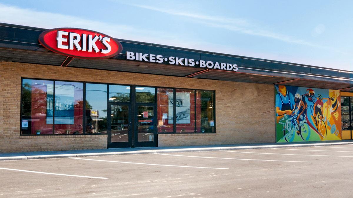 ERIK'S Bike Board Ski In St Louis Park, MN