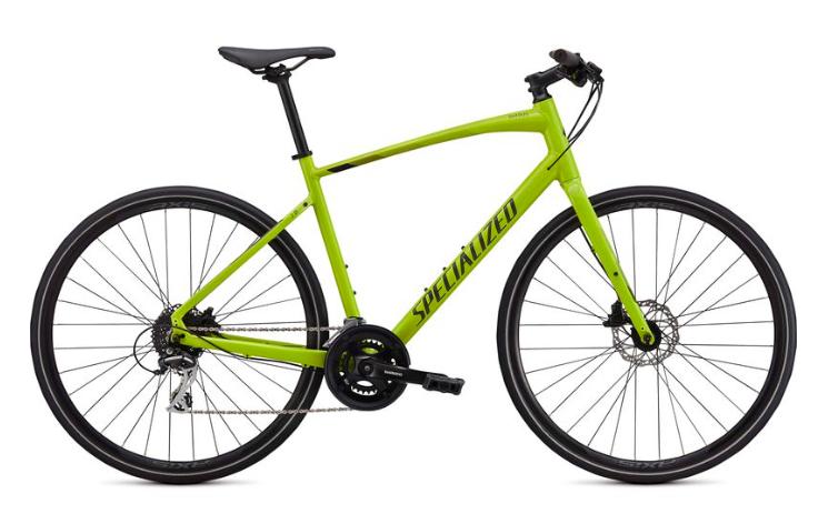 Specialized Sirrus 2020 Flat Bar Road Bike