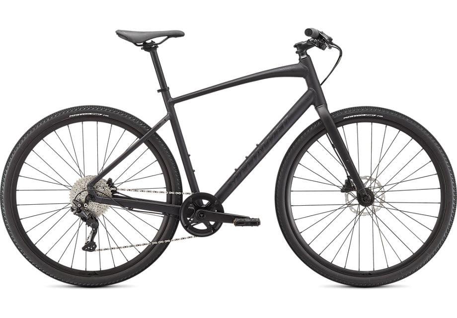Specialized Sirrus Fitness Flat Bar Bike