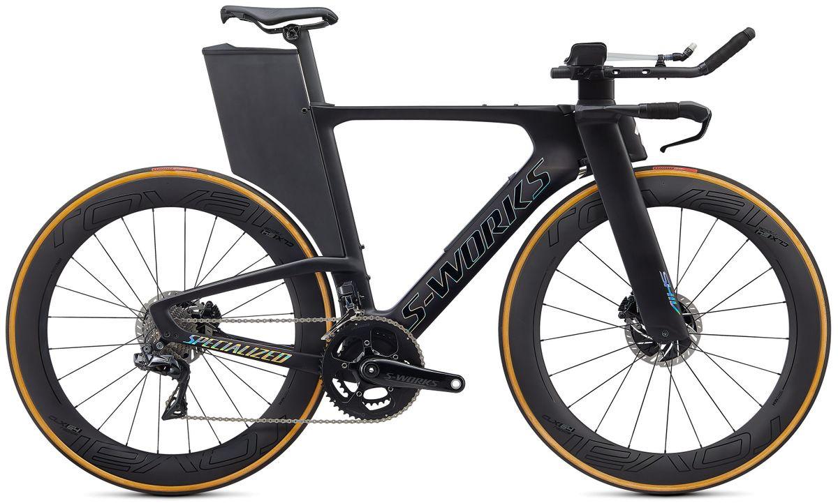 Specialized S-Works Shiv Triatholon Aero Bike